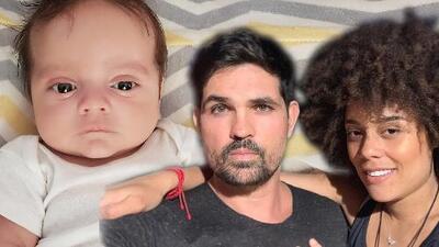 Tadeo, el hijo de Ferdinando Valencia y Brenda Kellerman, conoce a un miembro más de la familia