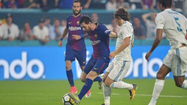 Barcelona y Real Madrid pueden jugar El Clásico en Miami otra vez
