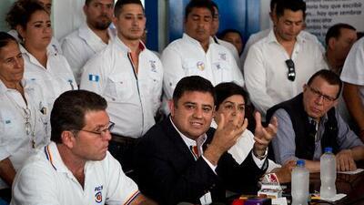'El Mayo', un yate y dólares falsos: así atrapó la DEA al candidato presidencial de Guatemala acusado de corrupción