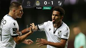 Sin el mexicano Alejandro Gómez, el Boavista cayó ante Vitória Guimaraes