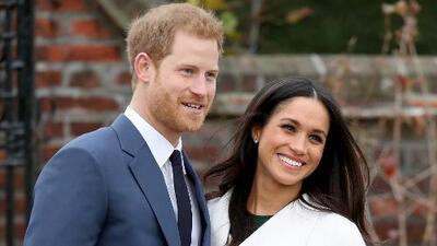 Ya sabemos cómo será el pastel de bodas del príncipe Harry y Meghan Markle