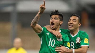 México 2-0 Canadá: El Tri vence a Canadá y marcha perfecto en la eliminatoria