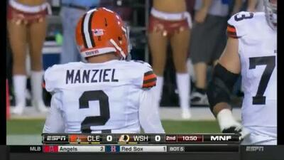 Johnny Manziel highlights