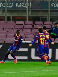 Barcelona salva victoria ante Valladolid 1-0 durante la Jornada 30 de LaLiga. La anotación fue por parte de Ousmane Dembéle y Lionel Messi cumplió 767 partidos en el club culé, convirtiéndose en el jugador con mayor cantidad de partidos en toda la historia y fue homenajeado por su equipo.