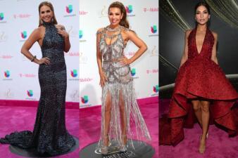 Tú escogiste: los looks con más votaciones de Premio Lo Nuestro