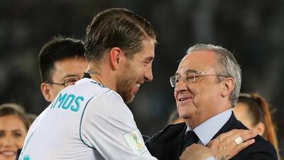 Explota la crisis en el Real Madrid: Sergio Ramos amenaza a Florentino Pérez con irse del club