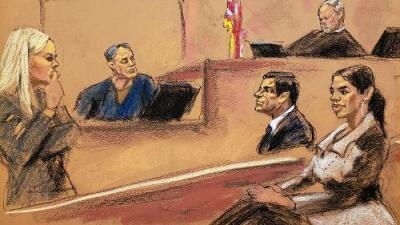 """""""¡El Chapo se escapó!"""": 10 extrañas anécdotas del juicio en Nueva York"""