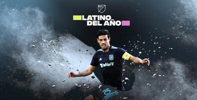 Carlos Vela sigue arrasando con los premios: el mexicano ganó el Latino del Año en la MLS