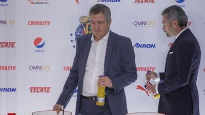 Jorge Vergara se va de Chivas y nombra a nuevo presidente