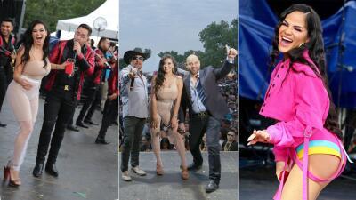 📸 Selfies, besos y buena música: los 10 mejores momentos de El Bueno, La Mala y El Feo Fest en Chicago