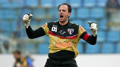 Rogerio Ceni, el portero más goleador de la historia, es el nuevo técnico del Sao Paulo