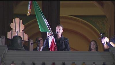 El consulado y usted: celebración del grito de la Independencia de México