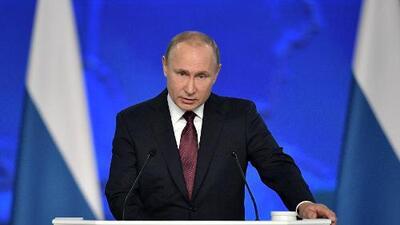 Putin advierte que Rusia apuntará su armamento hacia EEUU si despliega misiles en Europa