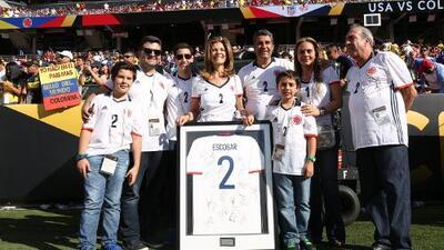 Así recuerda su familia a Andrés Escobar