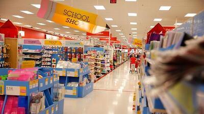Comienza el fin de semana libre de impuestos para el regreso a clases en Texas