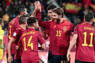 ¡Homenaje a Villa! España le mete '7' a Malta