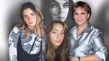 Norma Herrera 'volvió a nacer' en la hija de Raúl Araiza: abuela y nieta son idénticas