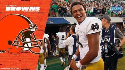 DeShone Kizer College Highlights & 2017 Draft Profile   NFL