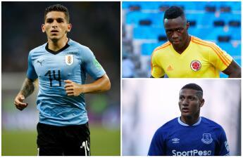 Tres latinos en la lista de los Sub 23 que más expectativas generan en la Premier League