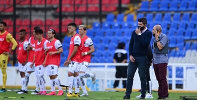 Alex Diego admitió errores en el planteamiento frente a Mazatlán