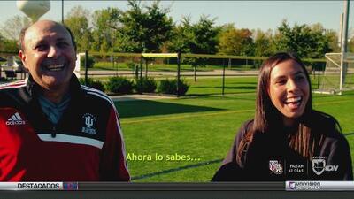 El origen de la rivalidad entre México y Estados Unidos: La familia Di Bernardo y su amor por la selección de las barras y las estrellas