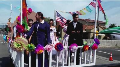 Cultura y diversidad, protagonistas de la celebración del 5 de mayo en California
