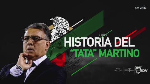 Historia del 'Tata' Martino, el DT que despierta una nueva ilusión en la Selección Mexicana