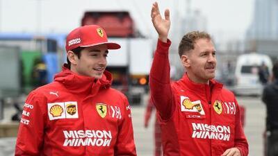 Ya no hay excusas: Vettel y Leclerc, obligados a ganar en Mónaco
