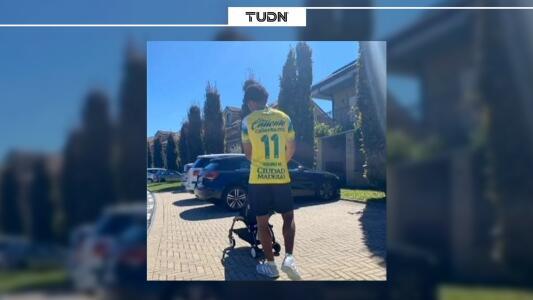 Luce Juan Cuadrado la playera de León en Turín