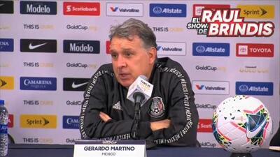 Con un 93% de efectividad, 'El Tata' Martino ganó su primer título internacional gracias a la Selección Mexicana