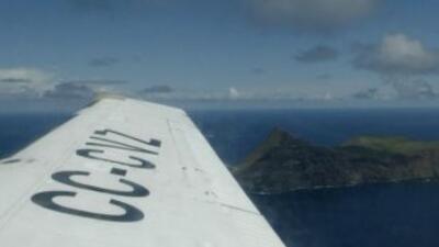 Hallan cuerpos de avión siniestrado en Chile