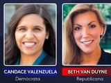 La demócrata Candace Valenzuela reconoce su derrota en el Distrito 24 de Texas