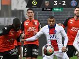 PSG pierde ante uno de los coleros de la Ligue 1 y cede el liderato
