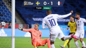 ¿Quién más? Mbappé le da el triunfo a Francia en su debut en la Nations League
