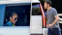 ¿'Bennifer' está de regreso? Por cuarta vez,  JLo y Ben Affleck estuvieron juntos (y hay pruebas)