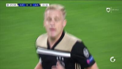 Tiro de esquina para Ajax