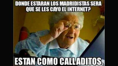Memes de la goleada del Barcelona contra Real Madrid