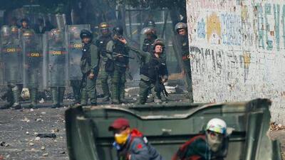 Crisis de Venezuela: las amenazas de Trump a Maduro evocan la historia sangrienta de la intervención de EEUU en América Latina
