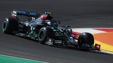 Bottas se lleva la segunda práctica del GP de Portugal