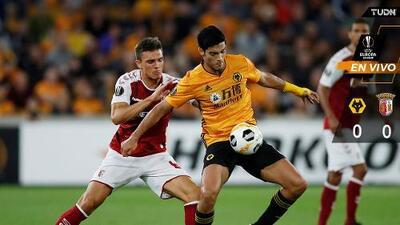 EN VIVO | Los Wolves de Raúl deben despertar en la parte final: ya rueda la pelota