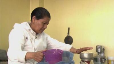 El amor a un platillo mexicano la sacó adelante tras ser deportada