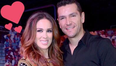 Jacqueline Bracamontes celebra 6 años de casada con Martín Fuentes, así inició su historia de amor