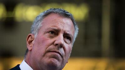 Alcalde de Nueva York Bill de Blasio se retira de la campaña demócrata para las elecciones presidenciales 2020
