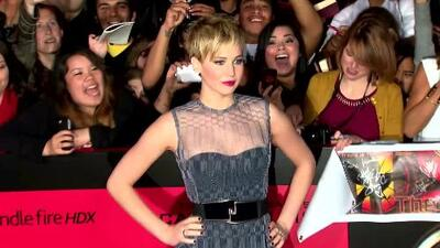 Filtran fotos comprometedoras de Jennifer Lawrence y otros famosos