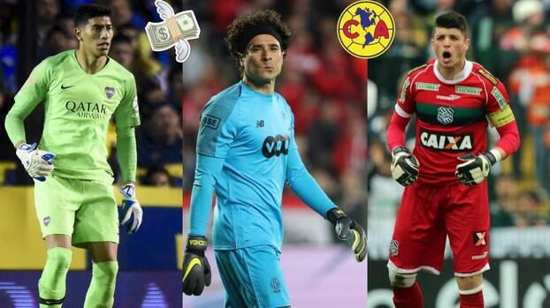 ¿Para qué alcanza con lo que el Porto pagaría por Marchesín?