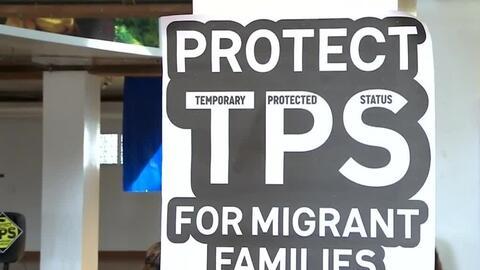 Incertidumbre entre inmigrantes centroamericanos por el futuro del TPS