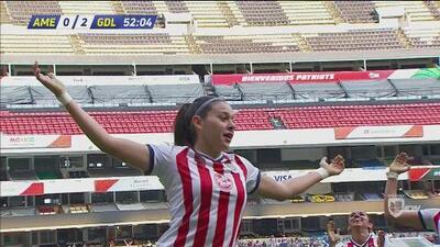 ¡Otra vez Chivas! Palafox puso el 0-2