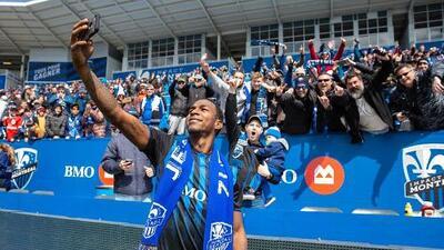 """Omar Browne: """"Me gustaría ir a la Copa Oro, pero más me gustaría quedarme en Montréal"""""""