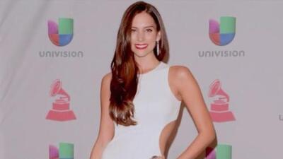 Génesis Rodríguez sigue a paso firme en Hollywood