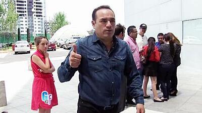 El gobernador de Morelos sigue acusando a Federico Figueroa